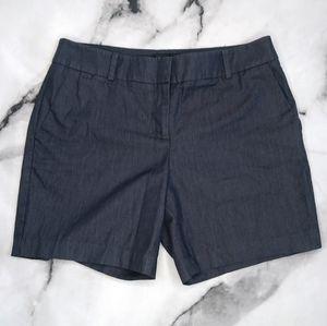Talbots Petites Women's Charcoal Grey Shorts Sz 4P